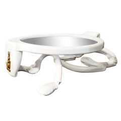 "Georges Charpentier's Lacoste ""Broken Sunglasses"" Coffee Table"