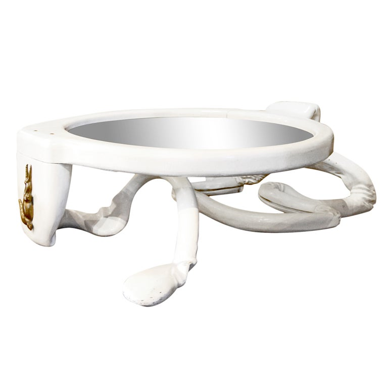 """Georges Charpentier's Lacoste """"Broken Sunglasses"""" Coffee Table 1"""