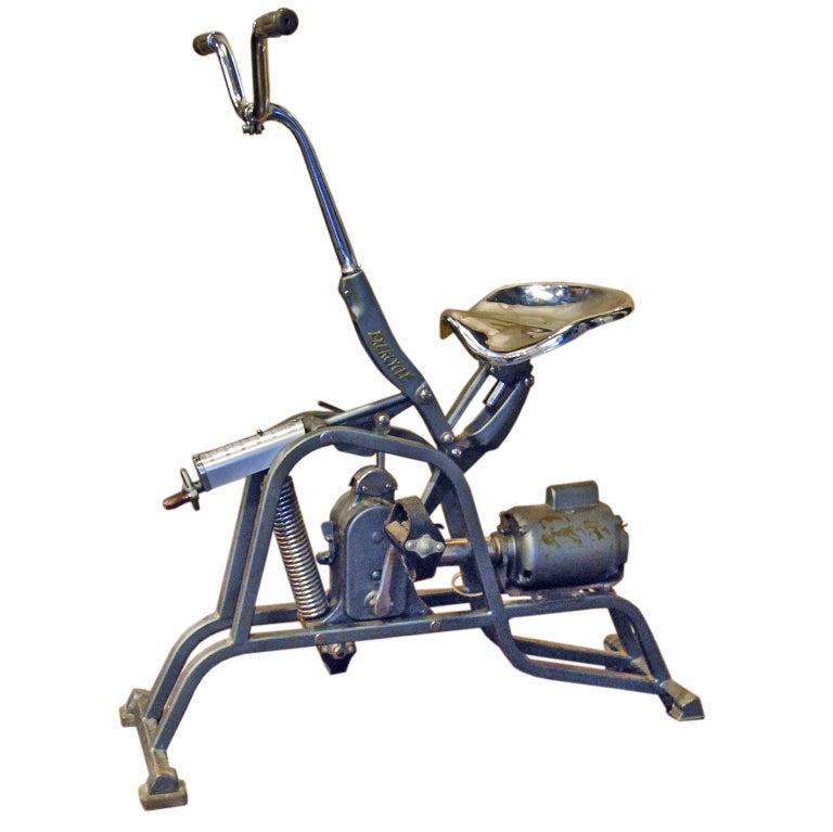 Vintage Exercise Bike At 1stdibs