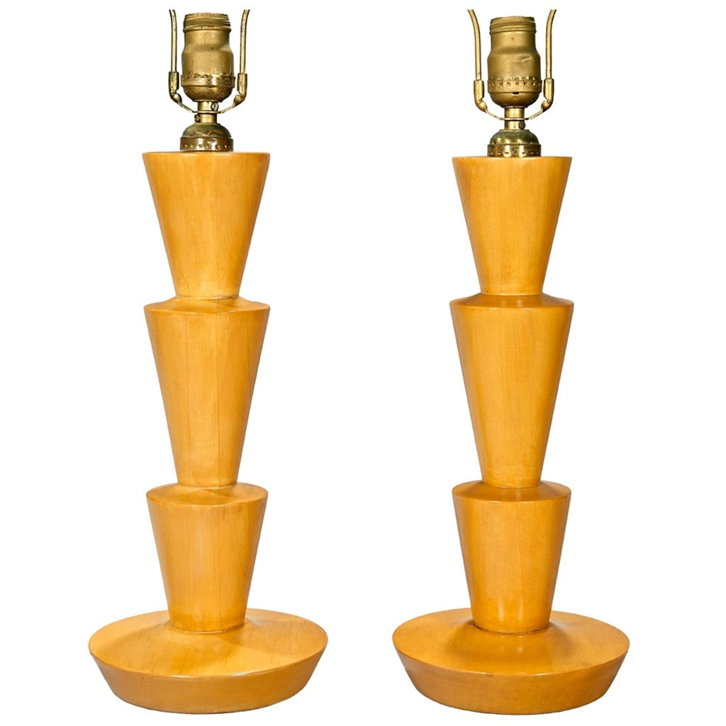 this pair of anonymous table lamps is no longer available. Black Bedroom Furniture Sets. Home Design Ideas