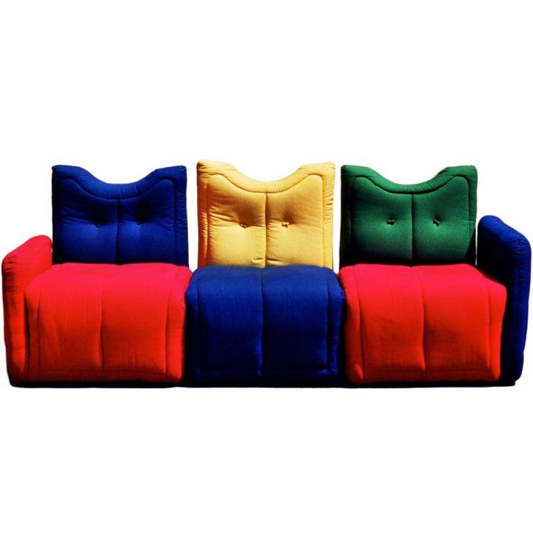 Sofa by Gaetano Pesce SOFA BY GAETANO PESCE SOFA BY GAETANO PESCE XXX heroSK 8 00033 DIBS