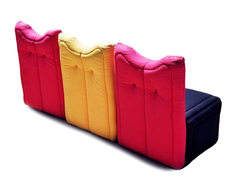 Sofa by Gaetano Pesce SOFA BY GAETANO PESCE SOFA BY GAETANO PESCE SK 9 00032 DIBS l