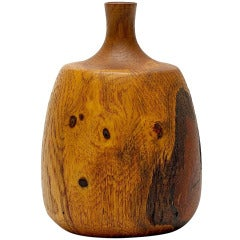 Oak Vase by Rude Osolnik