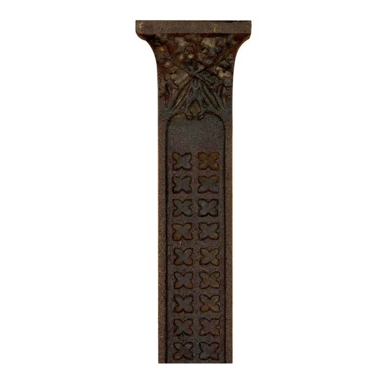 Architectural Fragment By Louis Sullivan At 1stdibs