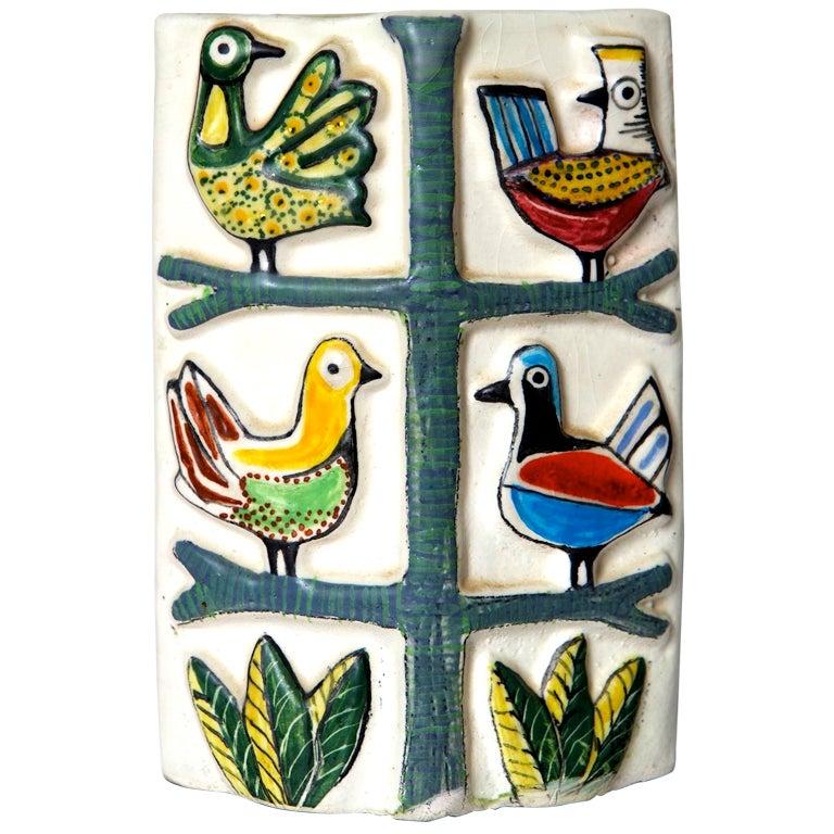 Vase by Tunsi Girard
