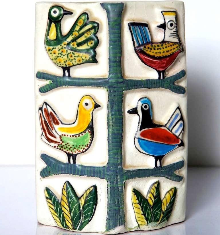 Vase by Tunsi Girard 2