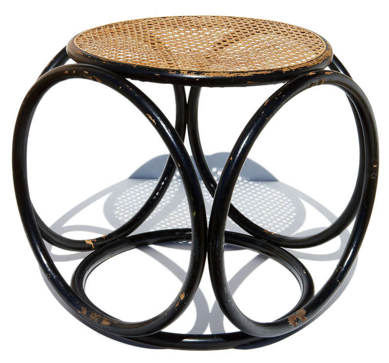 Stool By Thonet At 1stdibs