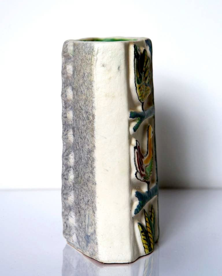 Vase by Tunsi Girard 8