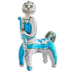 Centaur Sculpture by Guido Gambone