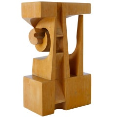 Sculpture by Jan de Swart
