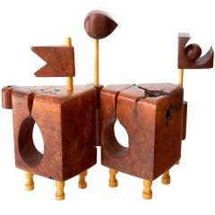 Re-Configurable Sculpture by Jan de Swart