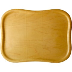 Molded Plywood Tray by Tapio Wirkkala