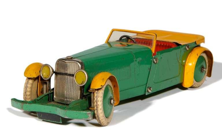 Meccano Constructor Car Parts