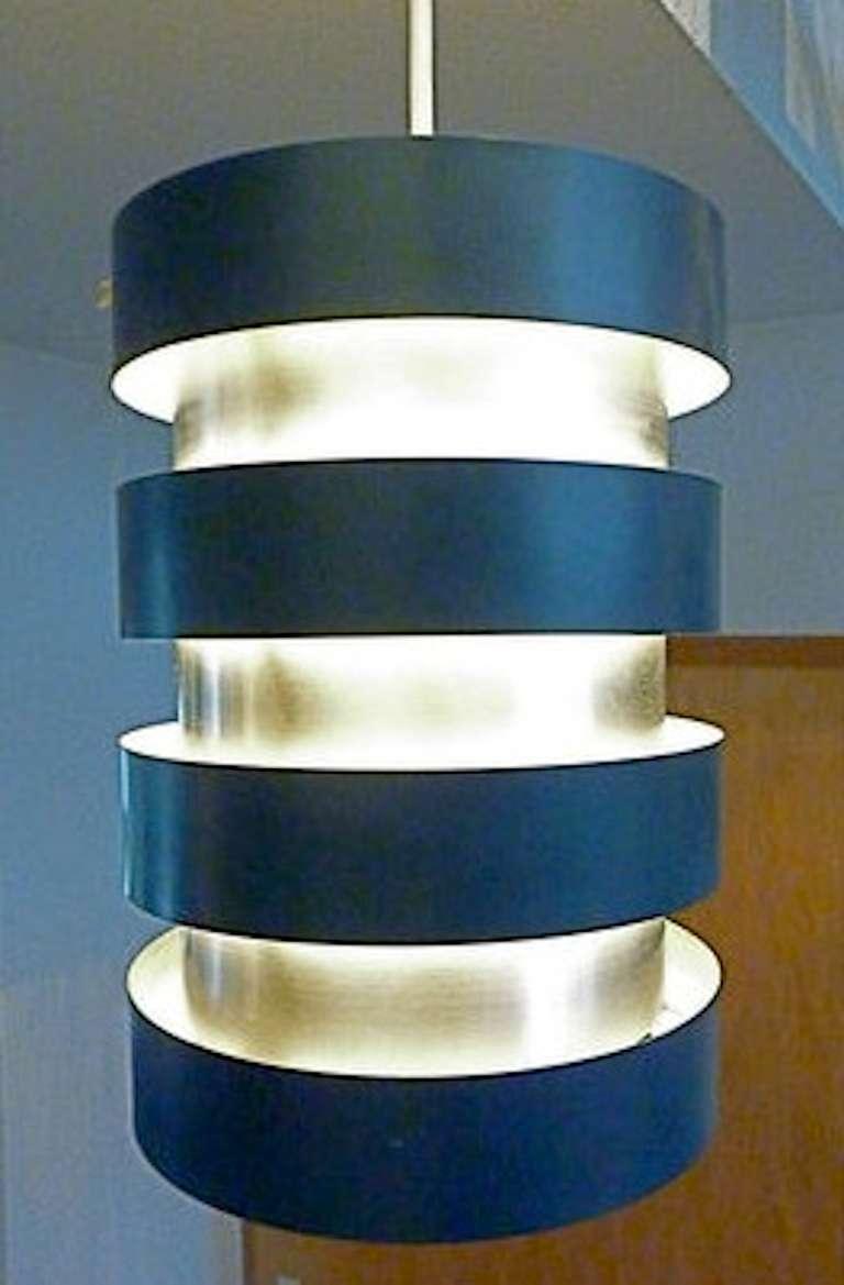 """Eiffel"" Pendant Lamp by Jo Hammerborg 3"