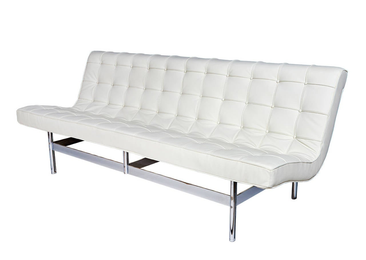 """New York"" Sofa by Katavolos, Littell and Kelley for Laverne 4"