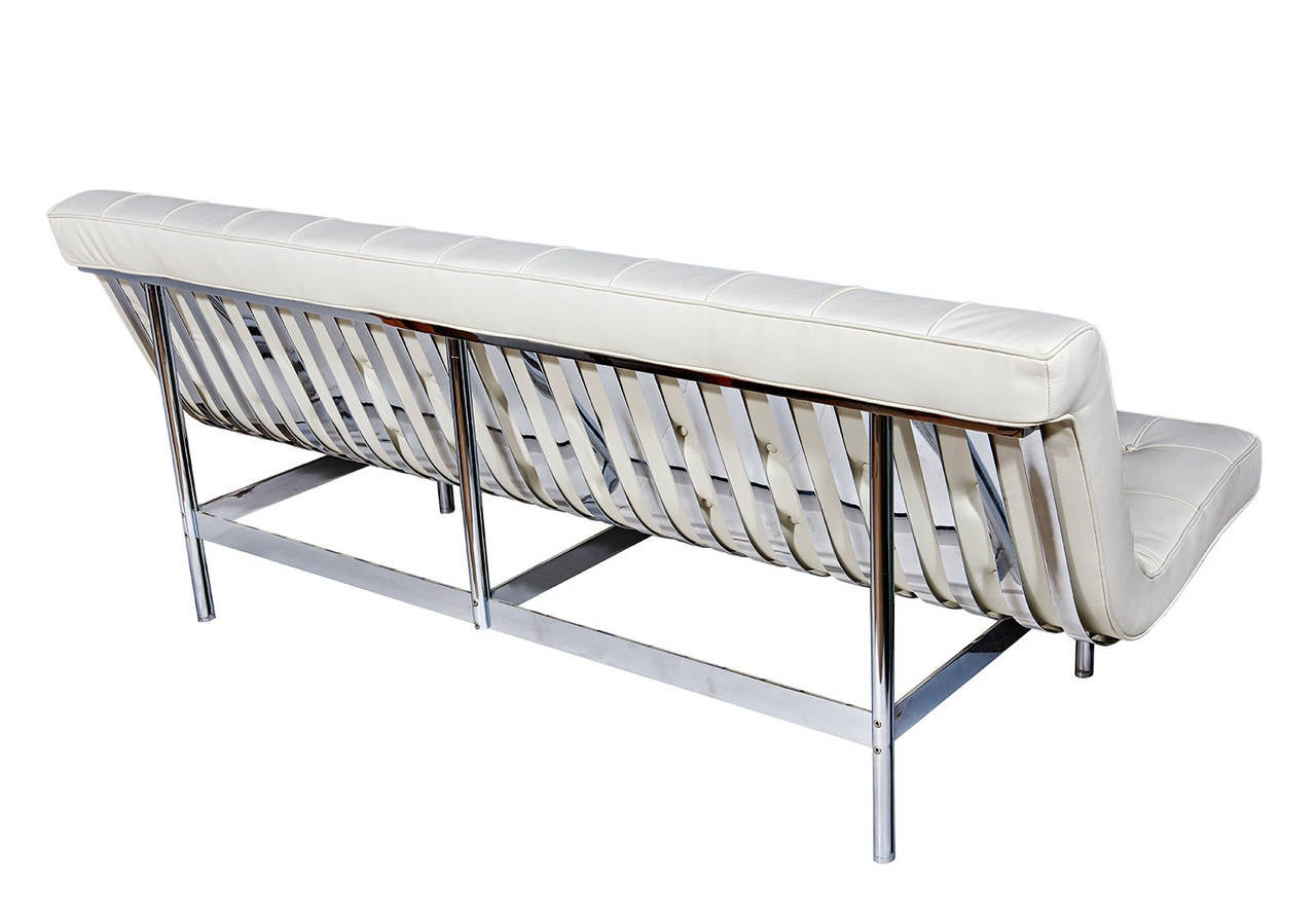 """New York"" Sofa by Katavolos, Littell and Kelley for Laverne 3"