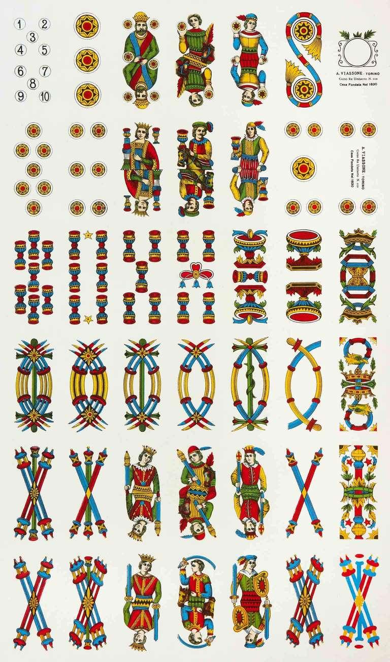 Briscola Karten