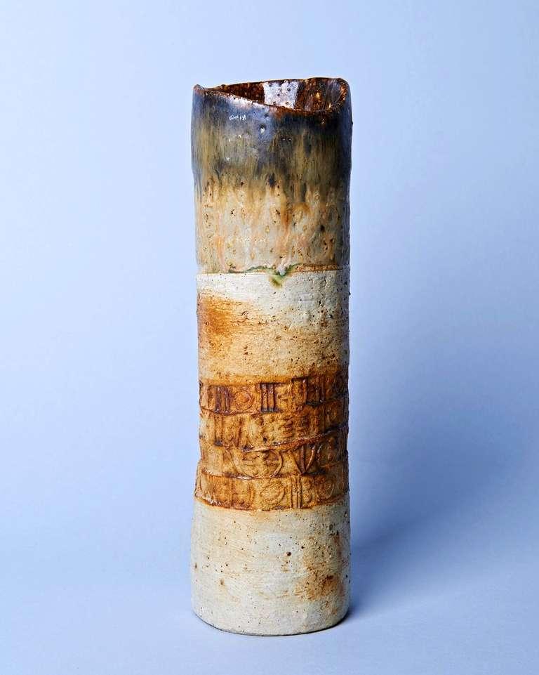 Cylinder Vase by Alan Wallwork 8