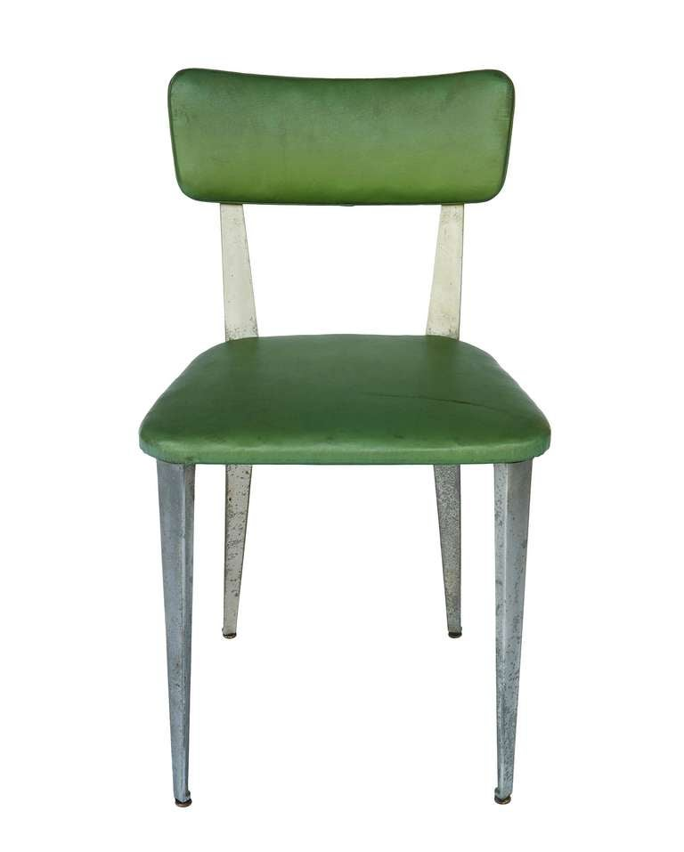 "Aluminum ""BA3"" Chair by Ernest Race 4"