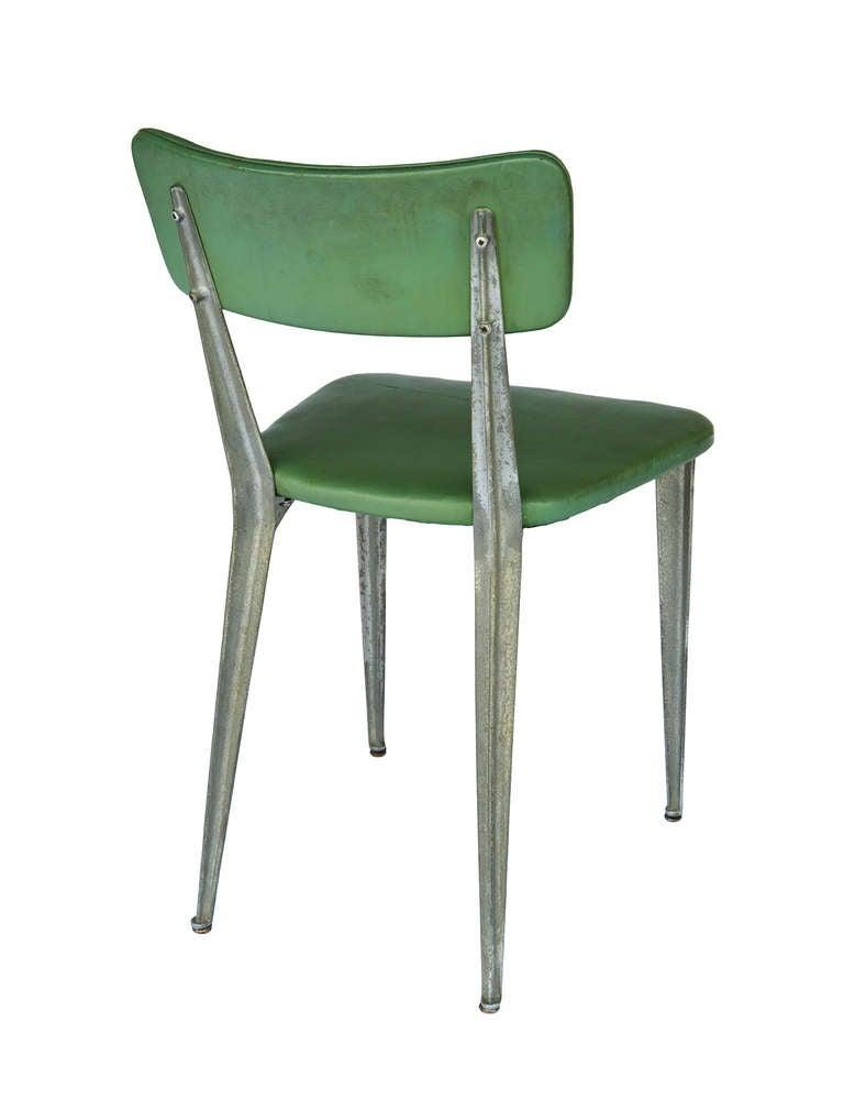 "Aluminum ""BA3"" Chair by Ernest Race 9"