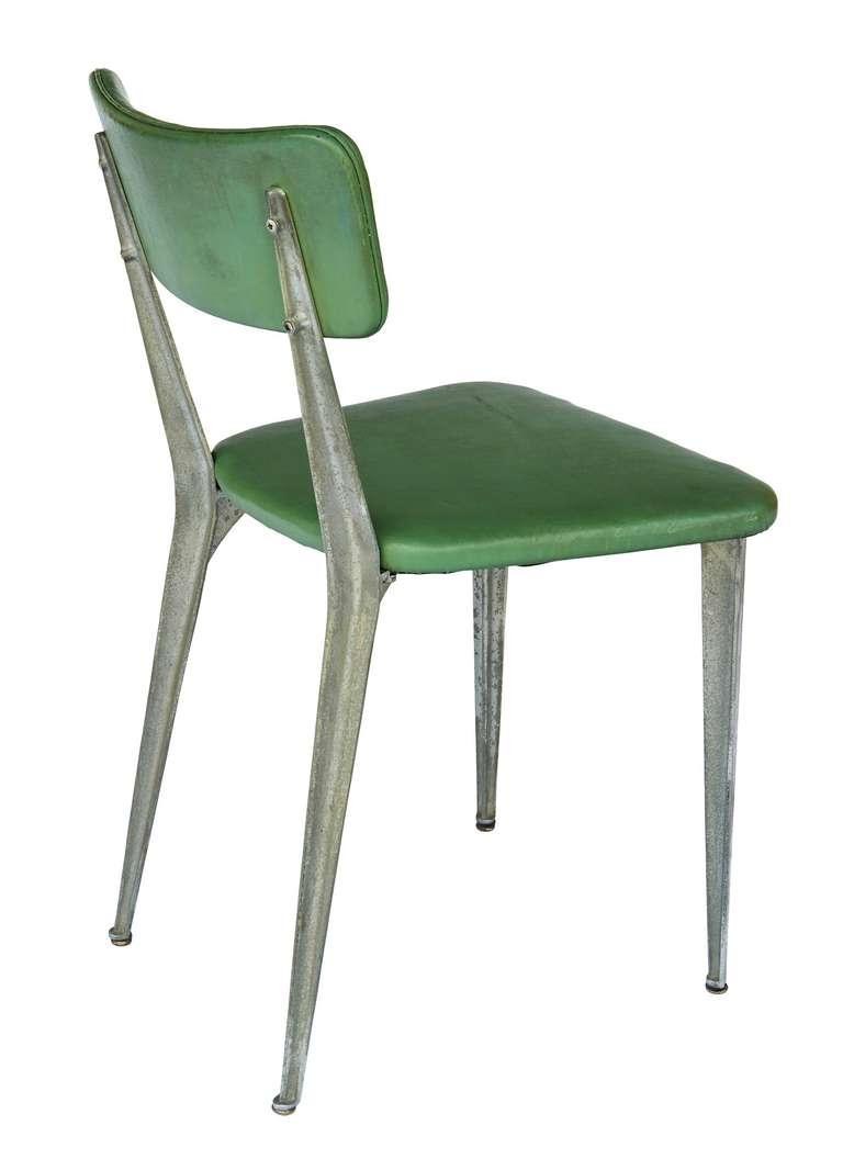 "Aluminum ""BA3"" Chair by Ernest Race 2"