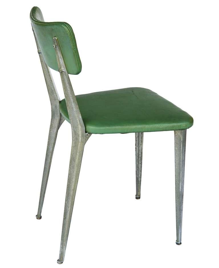 "Aluminum ""BA3"" Chair by Ernest Race 5"
