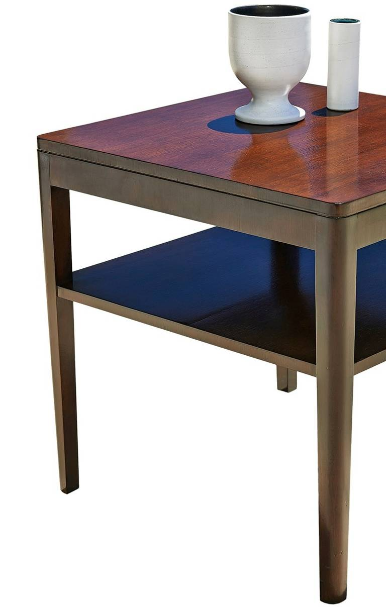 Walnut End Table by Billy Haines 6