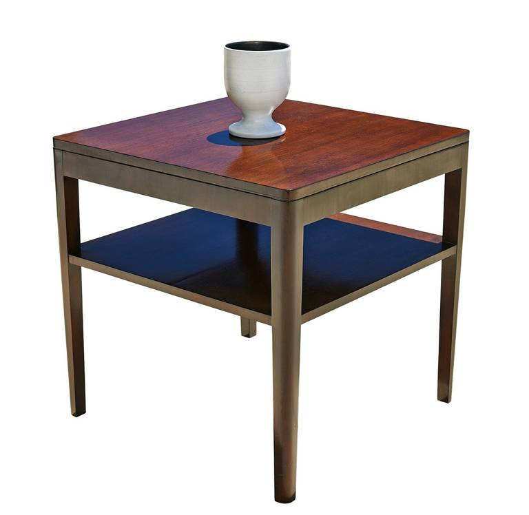 Walnut End Table by Billy Haines 3