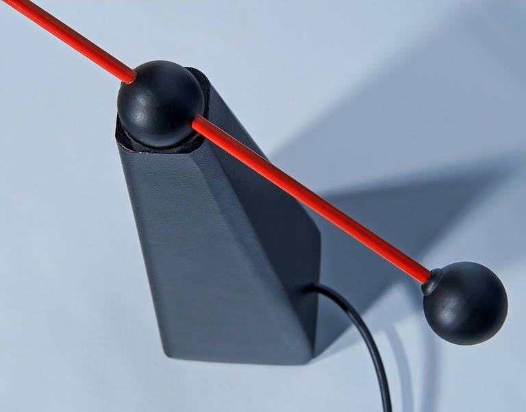 """Orbis"" Desk Lamps by Ron Rezek for Artemide 7"