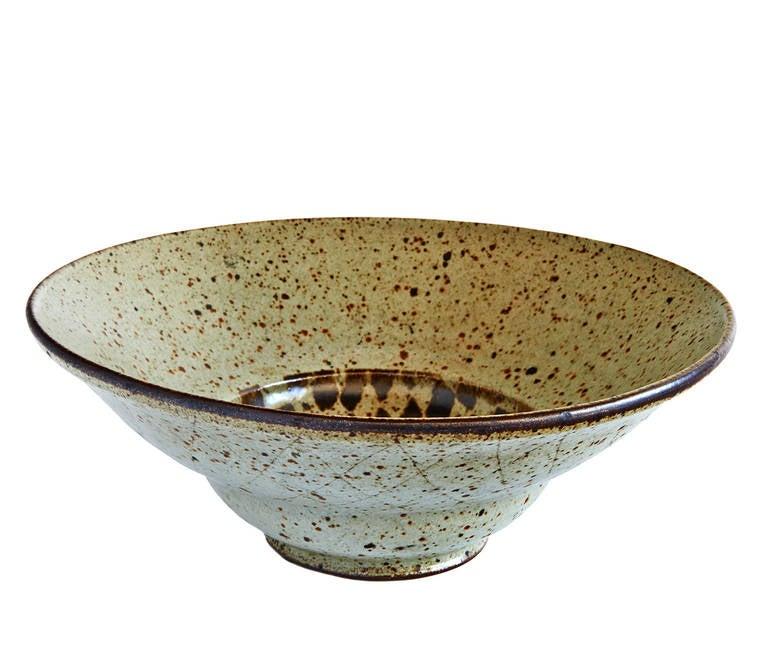 Bowl by Antonio Prieto For Sale 1