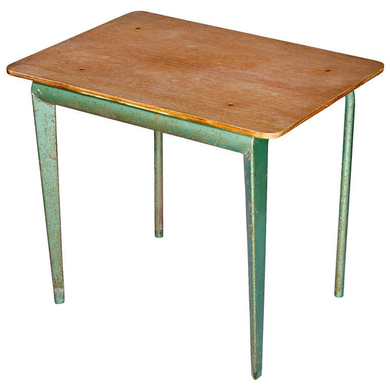 Table maternelle by jean prouv at 1stdibs - Table basse jean prouve ...