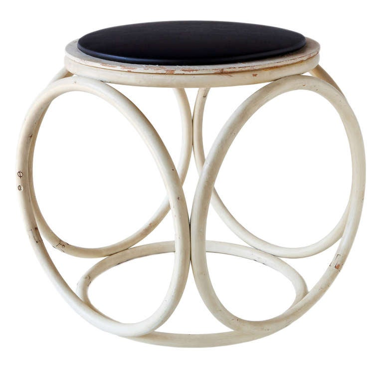 Stool/Occasional Table by Thonet 10