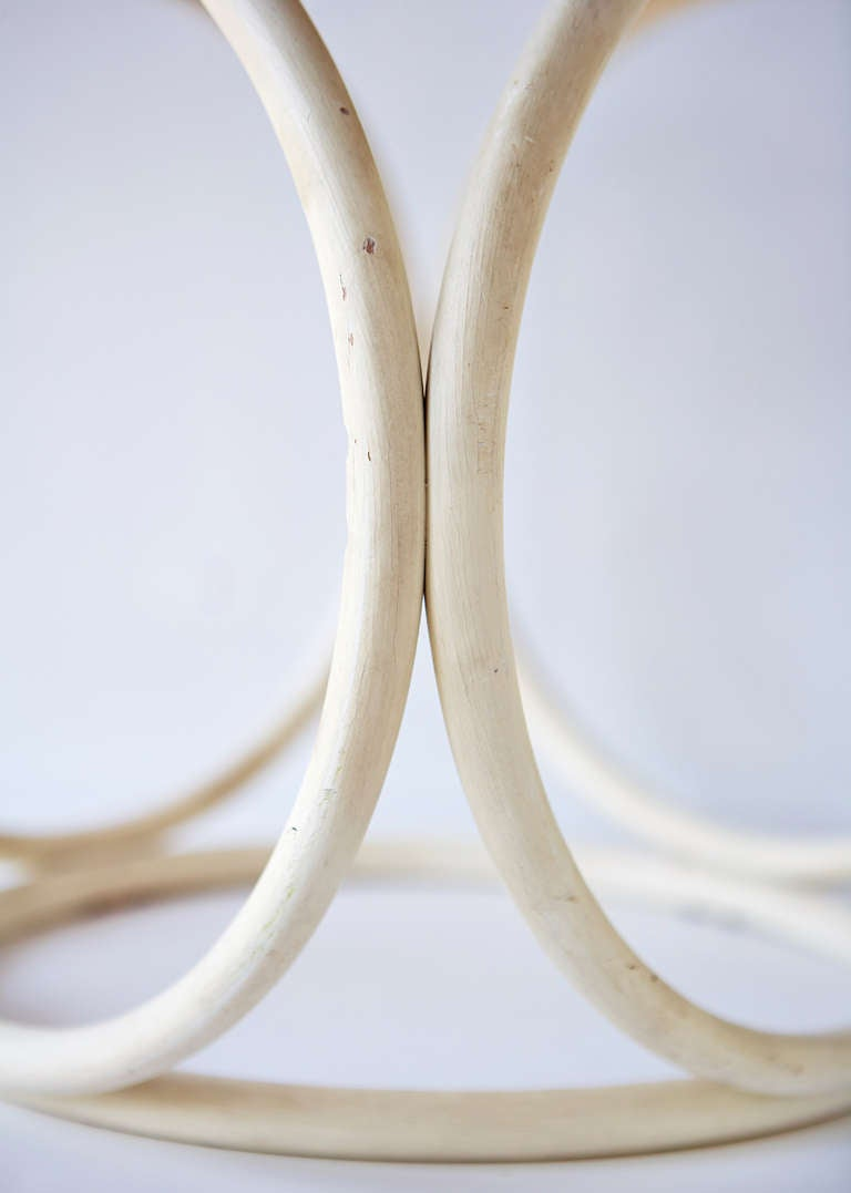 Stool/Occasional Table by Thonet 6