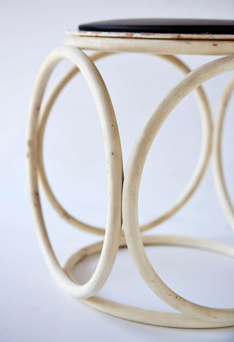 Stool/Occasional Table by Thonet 3