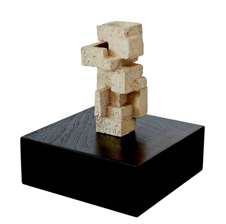 Maquette for Fountain by Jean Derval For Sale 2