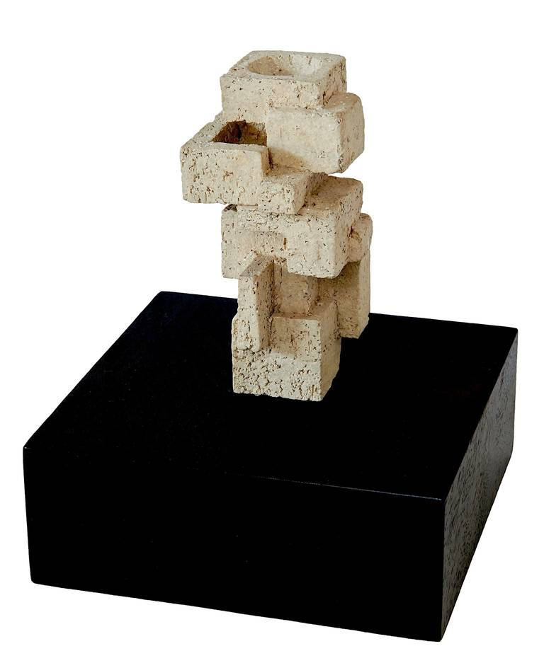 Maquette for Fountain by Jean Derval For Sale 1
