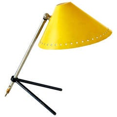"""Pinocchio"" Desk or Wall Lamp by H.Th.J.A. Busquet"