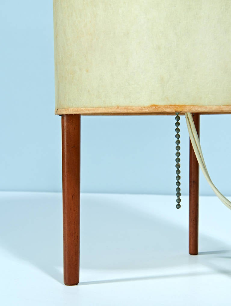 """""""Number 9"""" Table Lamp by Isamu Noguchi 8"""