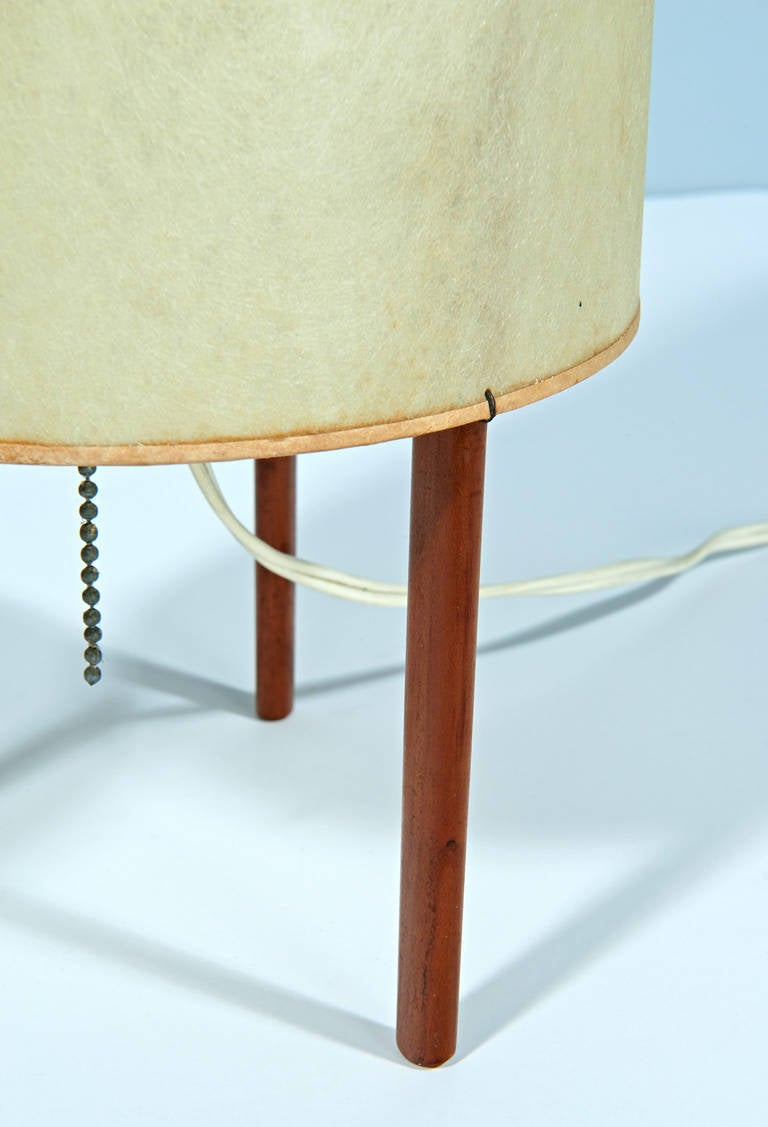 """""""Number 9"""" Table Lamp by Isamu Noguchi 7"""