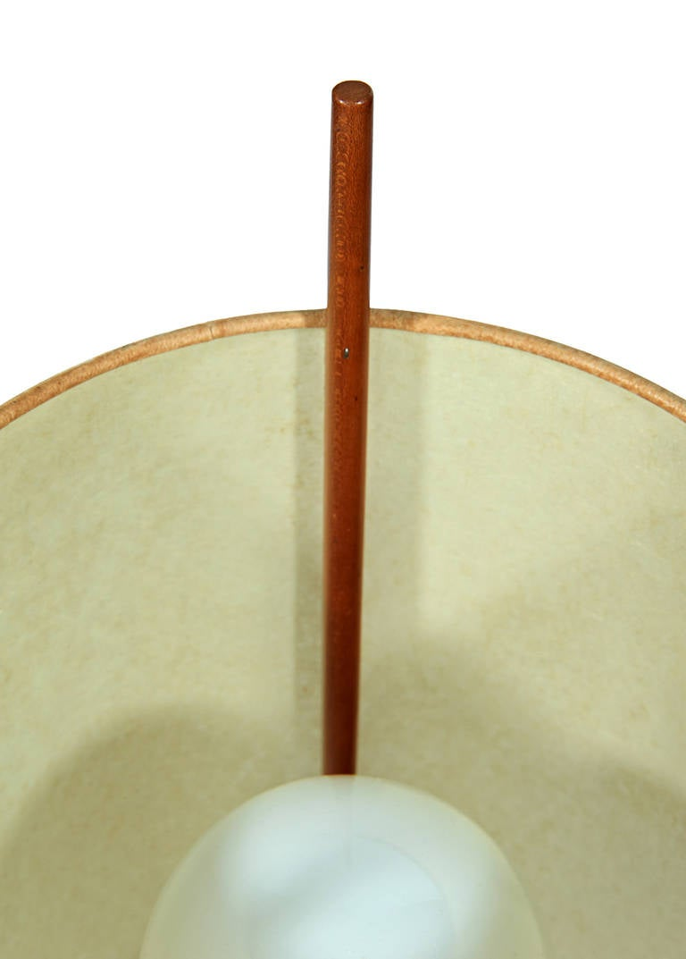 """""""Number 9"""" Table Lamp by Isamu Noguchi 6"""