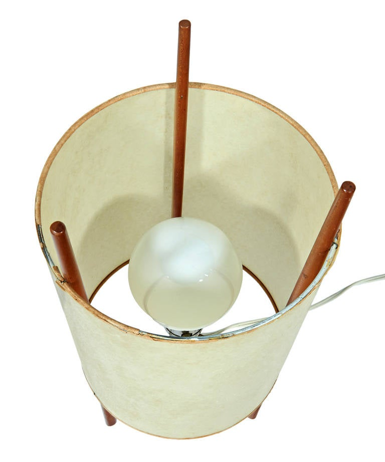 """""""Number 9"""" Table Lamp by Isamu Noguchi 2"""