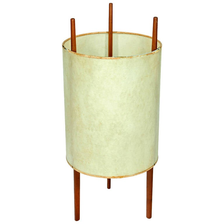 """""""Number 9"""" Table Lamp by Isamu Noguchi 1"""