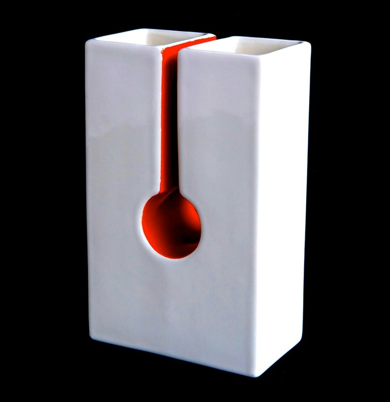 Vase by Ico and Luisa Parisi For Sale 1