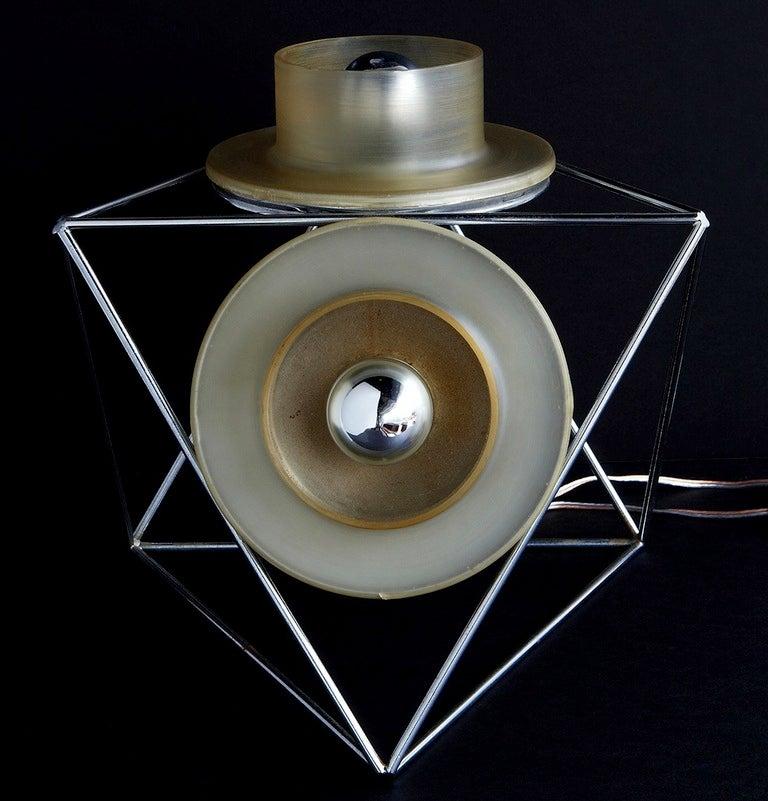 """Poliedra"" Lamp by Felice Ragazzo 2"