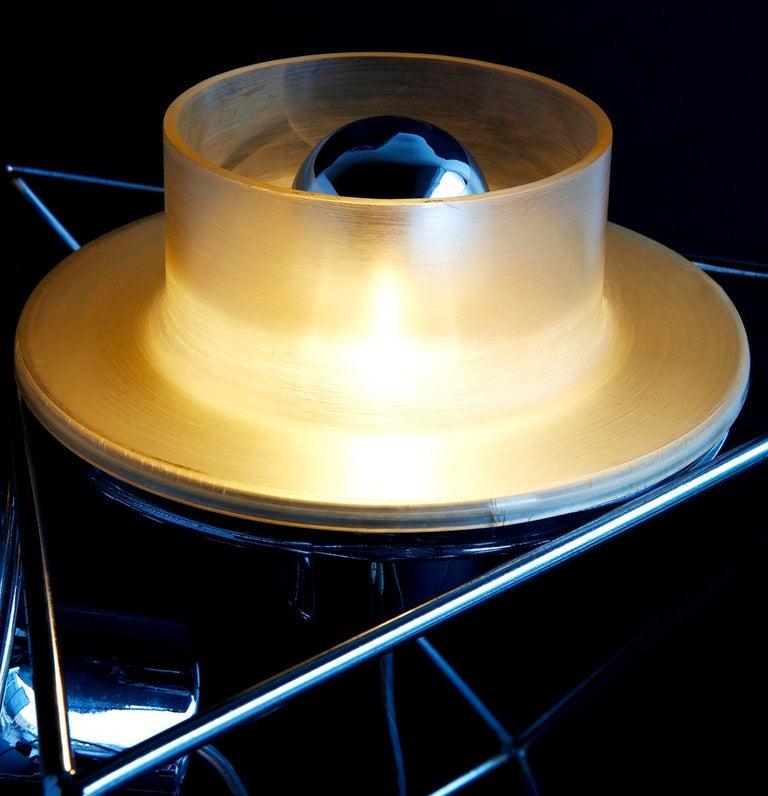 """Poliedra"" Lamp by Felice Ragazzo 8"