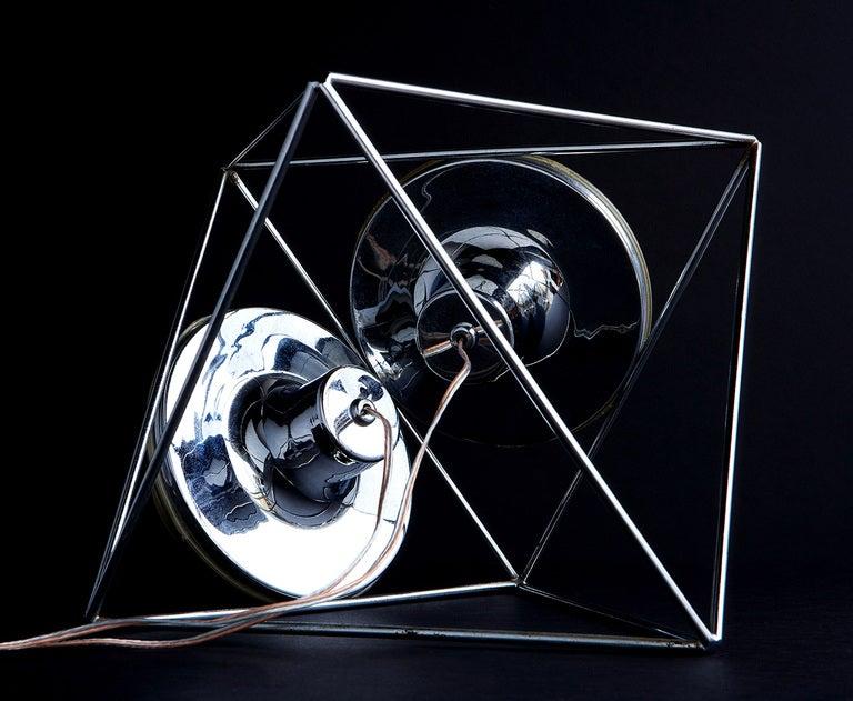 """Poliedra"" Lamp by Felice Ragazzo 9"