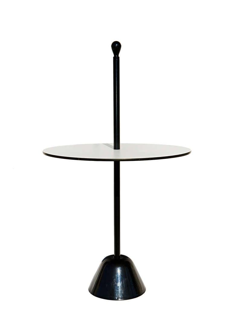 """""""Servomuto"""" Table by Achille Castiglioni For Sale 1"""