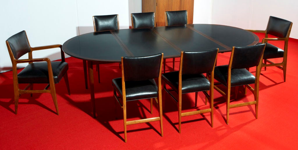 Scandinavian Modern Dining Table by Grete Jalk For Sale