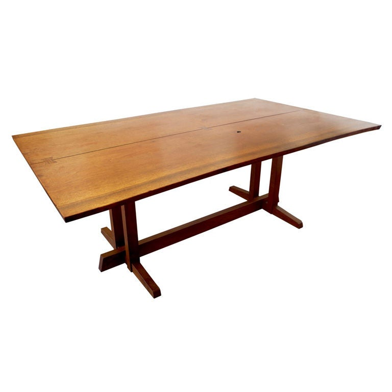 George Nakashima Dining Table at 1stdibs : XXX809113176999351 from 1stdibs.com size 768 x 768 jpeg 28kB