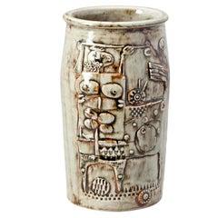 Studio Vase by Stig Lindberg